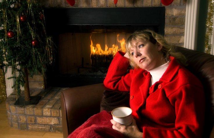 Holiday Blues at Christmas