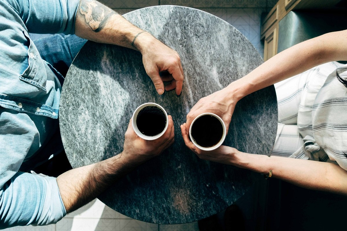 Difficult conversation with your spouse